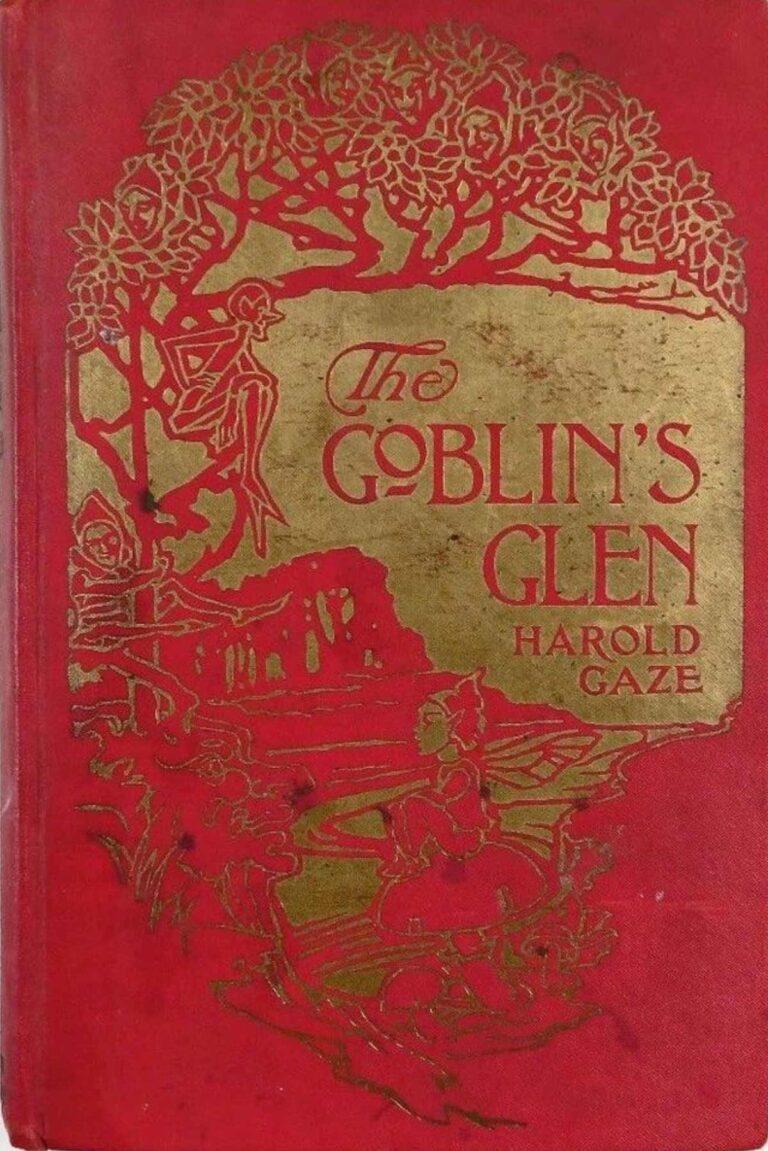 Harold Gaze Goblins Glen 1st ed cover sm