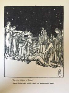 Hume Cook Christian Yandell Australian Fairy Tales Moon sm
