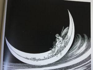 Ida Rentoul Outhwaite Fairyland Moonboat sm