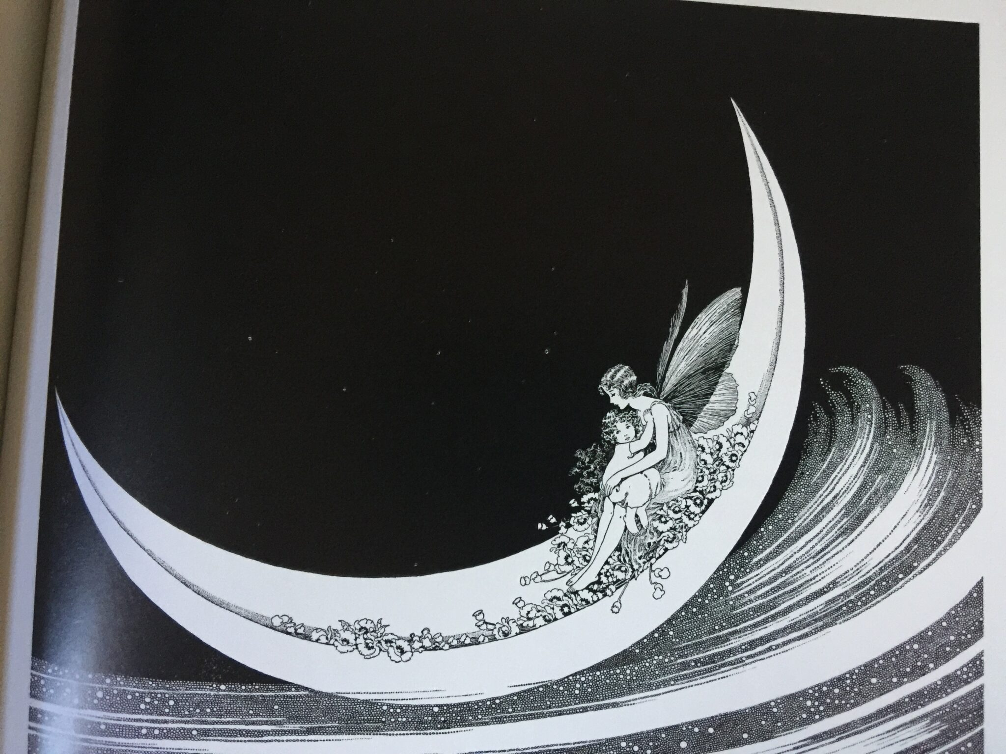 Ida Rentoul Outhwaite Fairyland Moonboat