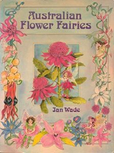 Jane Wade Australian Flower Fairies cover