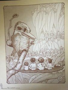 May Gibbs Snugglepot Cuddlepie Kookaburra Lecture
