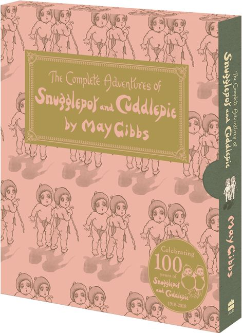 May Gobbs Snugglepot Cuddlepie 100th Anniversary slipcase