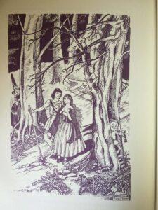 Pixie OHarris Fairy Book Contents Illus sm