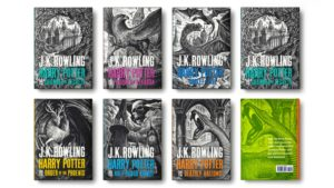 andrew davidson jk rowling adult harry potter covers