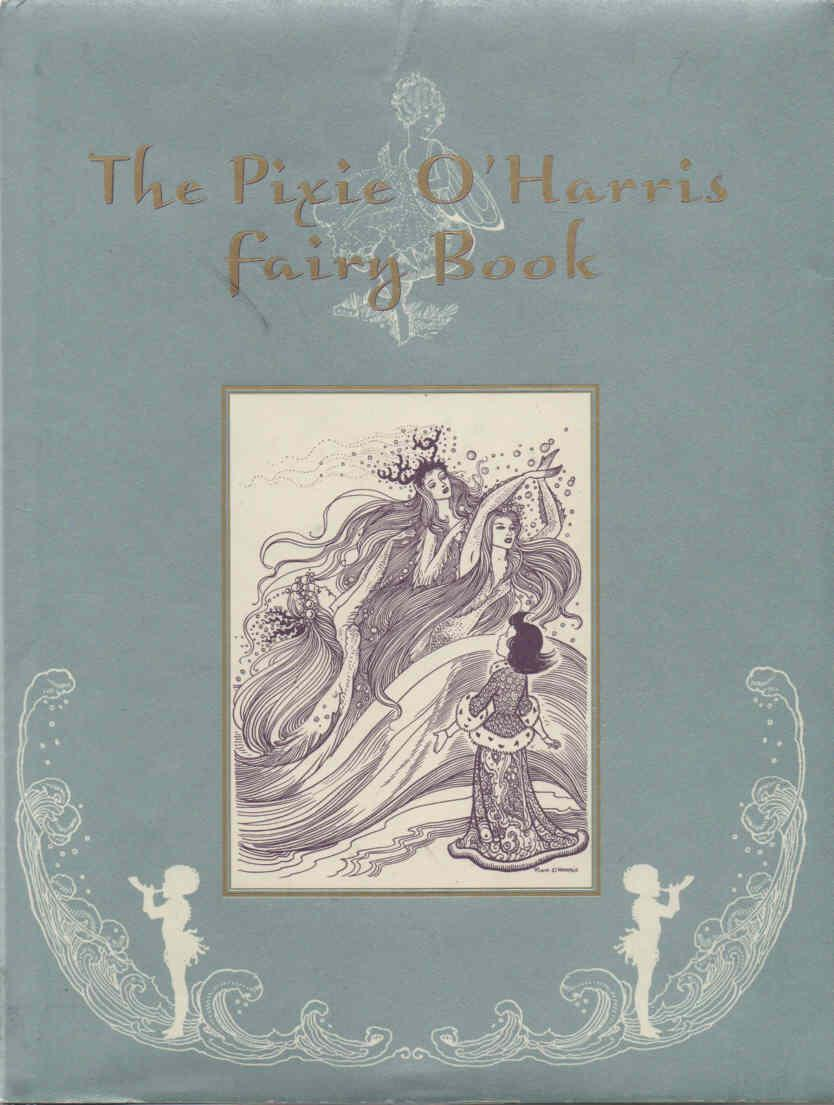 pixie oharris fairy book cover