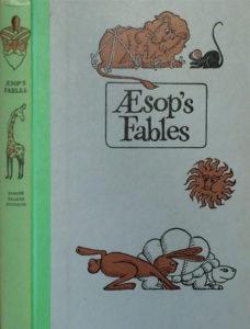 JDE Aesops Fables FULL cover