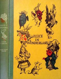 JDE Alice in Wonderland Jackson FULL cover