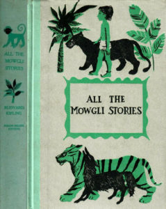 JDE All the Mowgli Stories FULL later green cover