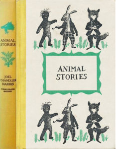 JDE Animal Stories FULL cover