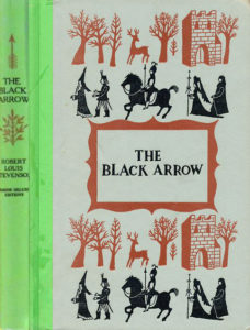 JDE Black Arrow FULL light green cover