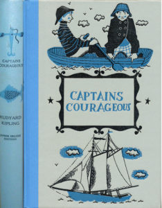 JDE Captains Courageous FULL blue cover