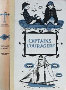 JDE Captains Courageous FULL ecru cover