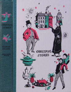 JDE Christmas Stories FULL green cover