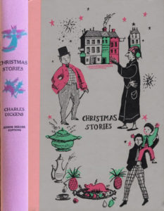 JDE Christmas Stories FULL pink cover