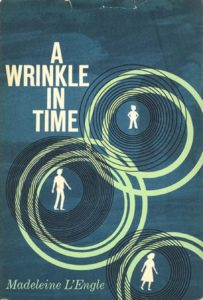 JDE Cover A Wrinkle in Time Madeleine LEngle DJ