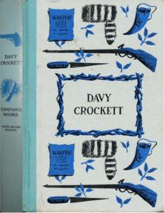 JDE Davy Crockett FULL blue cover