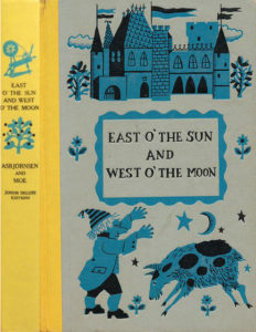 JDE East o the Sun and West o the Moon FULL cover