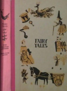 JDE Fairy Tales Hans Andersen FULL old cover