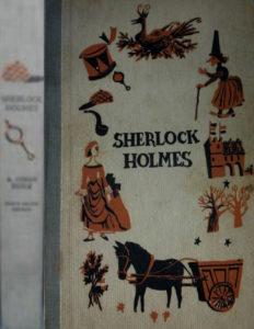 JDE Sherlock Holmes FULL very old cover