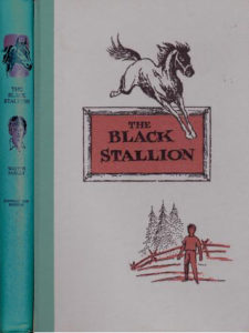 JDE The Black Stallion FULL cover