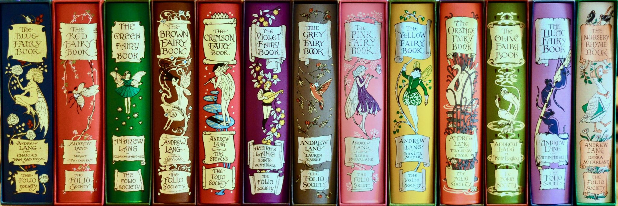 fs fairy books