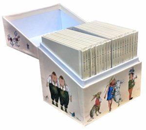 Alice Helen Oxenbury boxed set