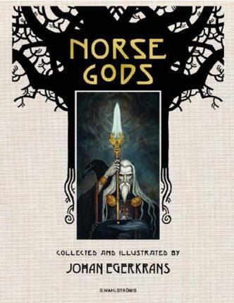Egerkrans Norse Gods cover