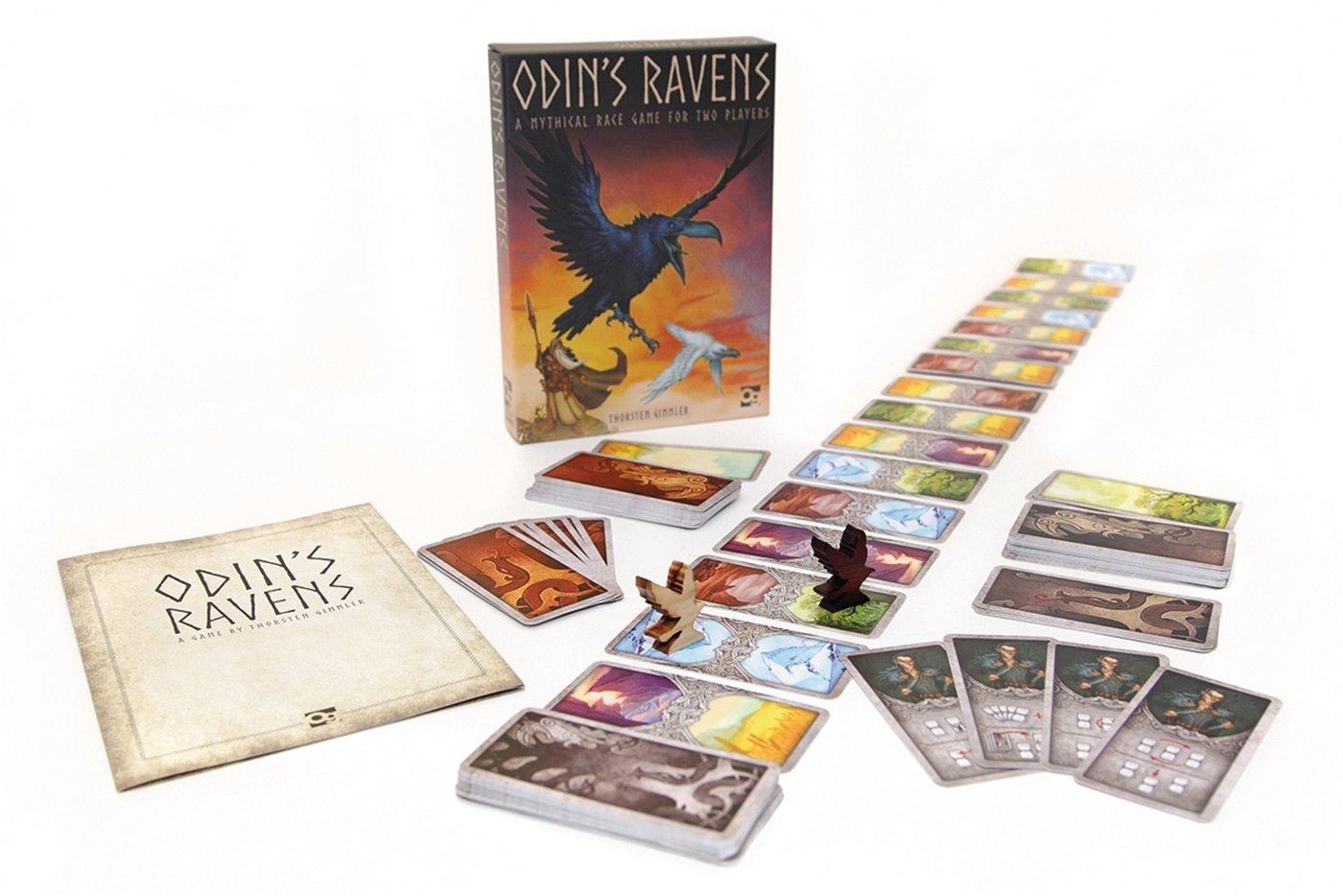 Egerkrans Odins Ravens
