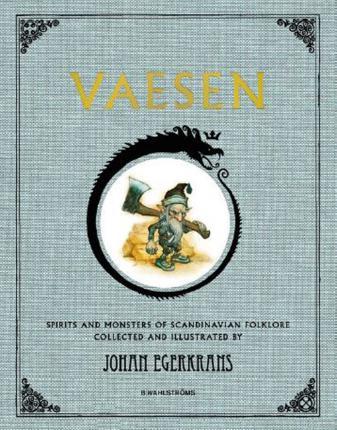 Egerkrans Vaesen cover