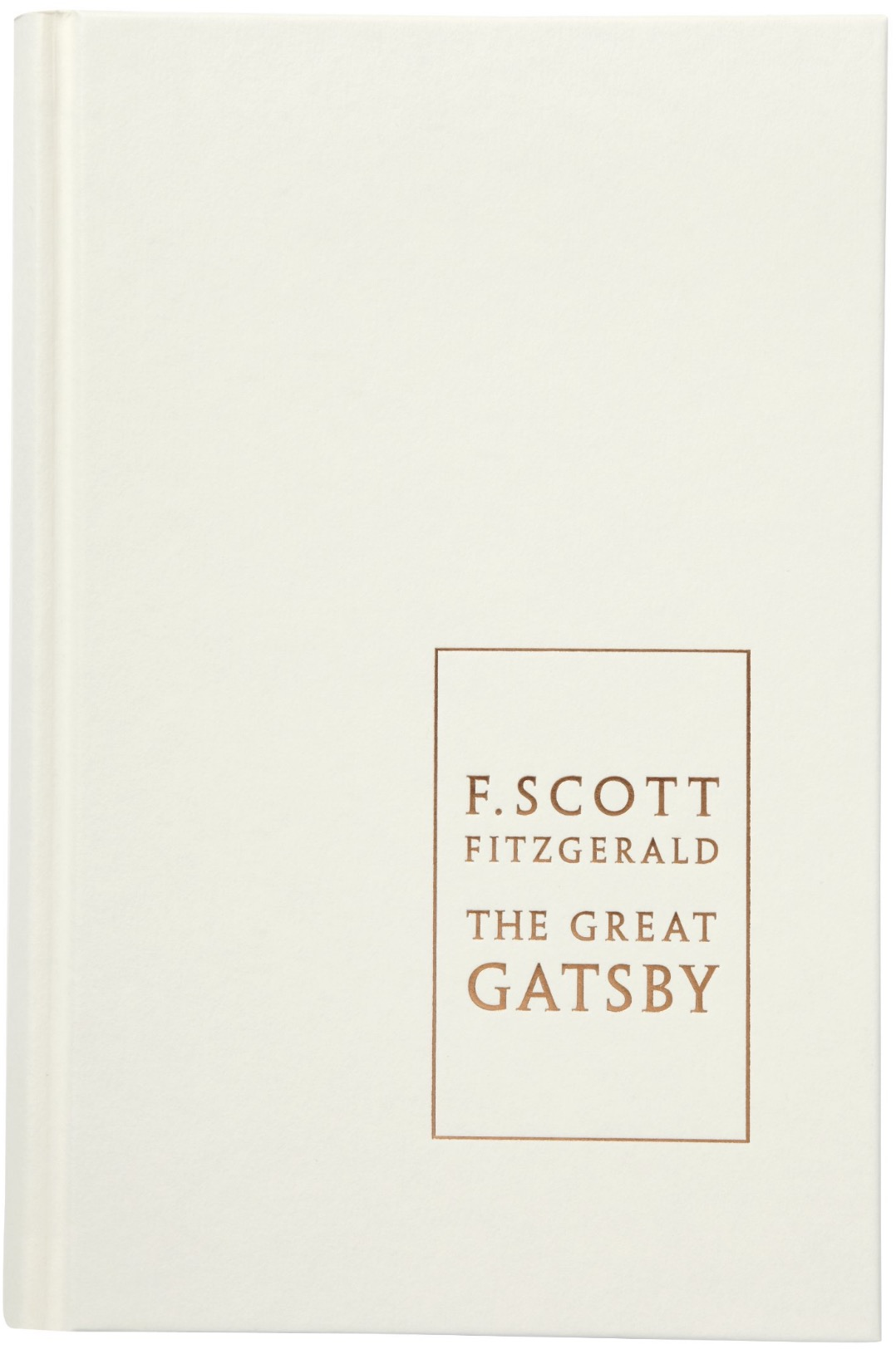 F Scott Fizgerald Foiled Great Gatsby boards