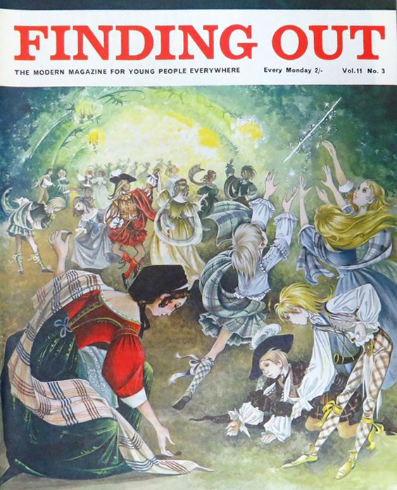 Finding Out 11 3 GJT cover A Folk Tale from Scotland