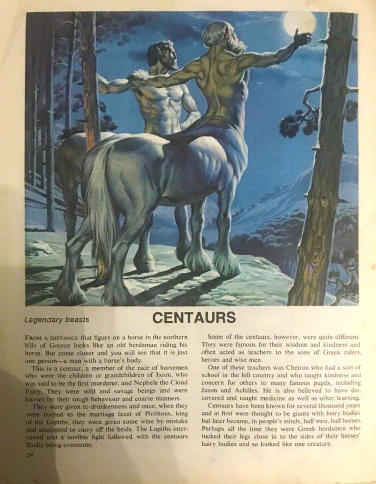 Finding Out 17 7 McBride Beasts Centaurs crop