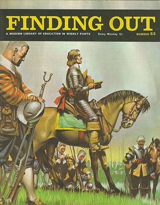 Finding Out 53 cover
