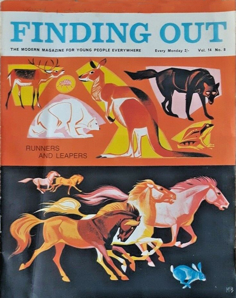 Finding out 14 8 cover