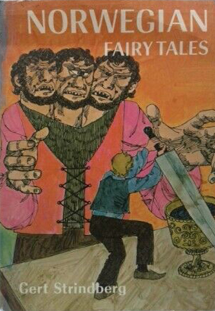 Follett Norwegian Fairy Tales Strindberg