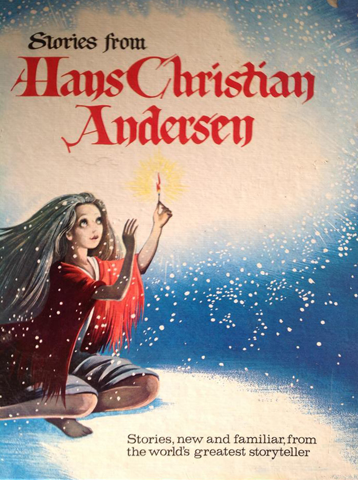 GJT Stories from hans christian andersen alt cover