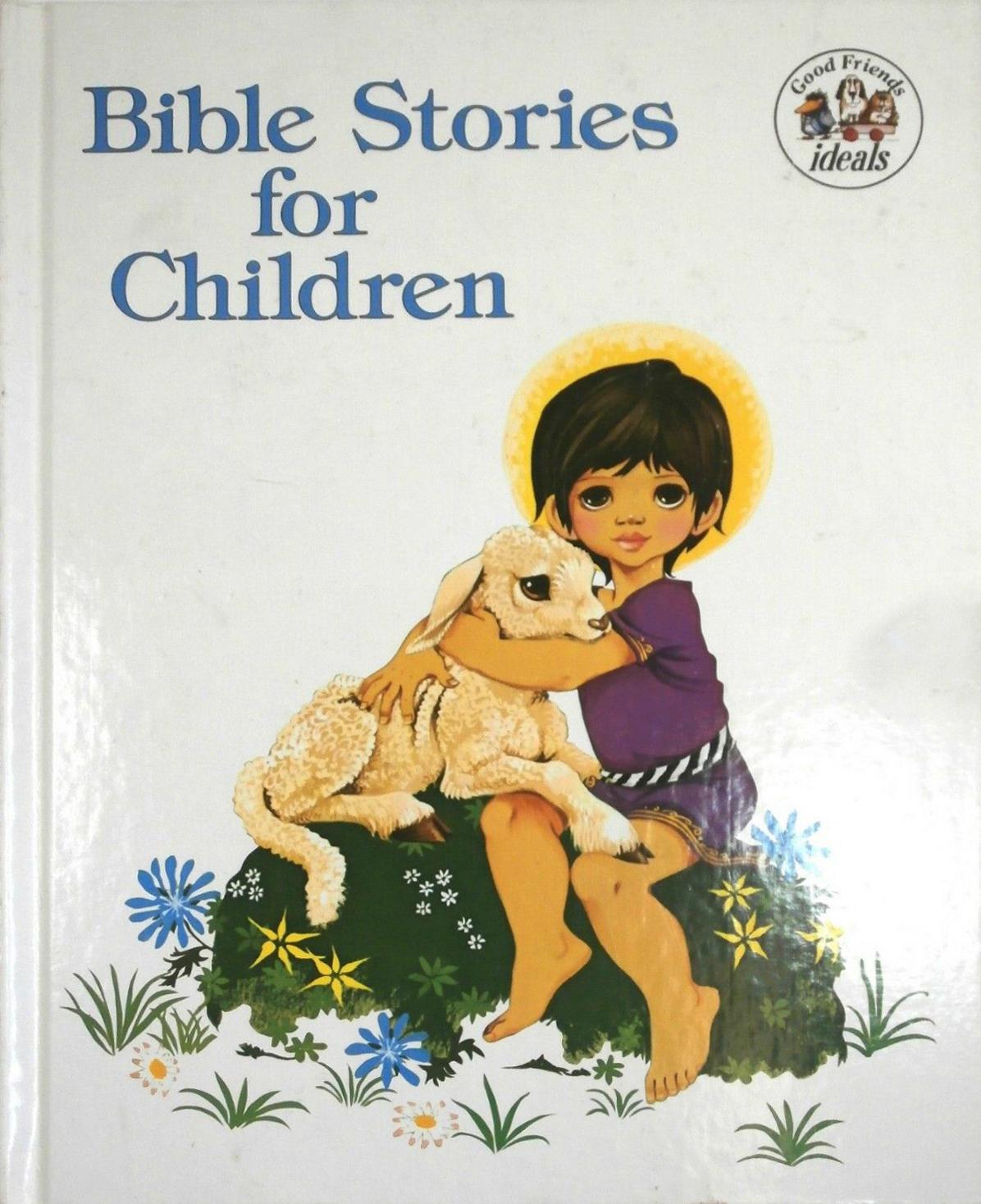 Grahame Johnstone Bible stories for children Ideals