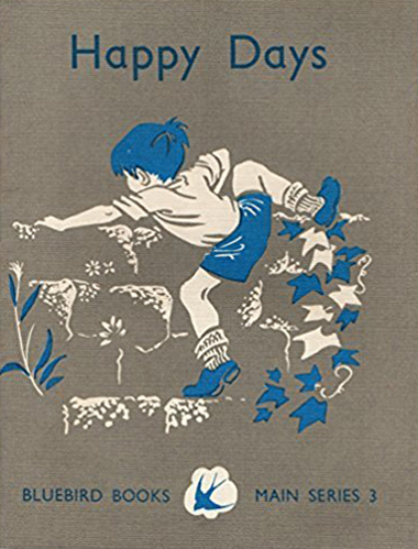 Grahame Johnstone Bluebird Books Happy Days