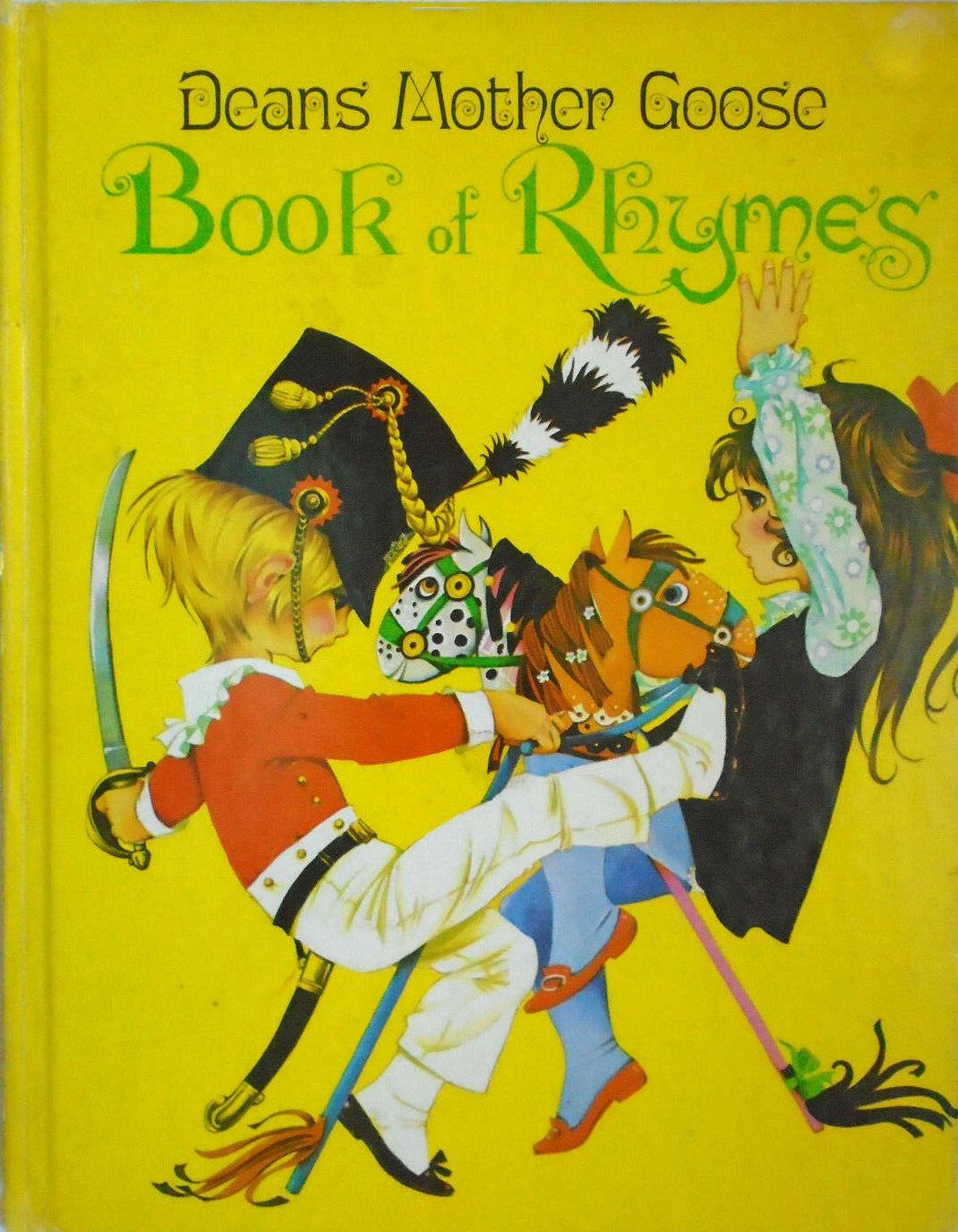 Grahame Johnstone Deans Mother Goose Book of Rhymes