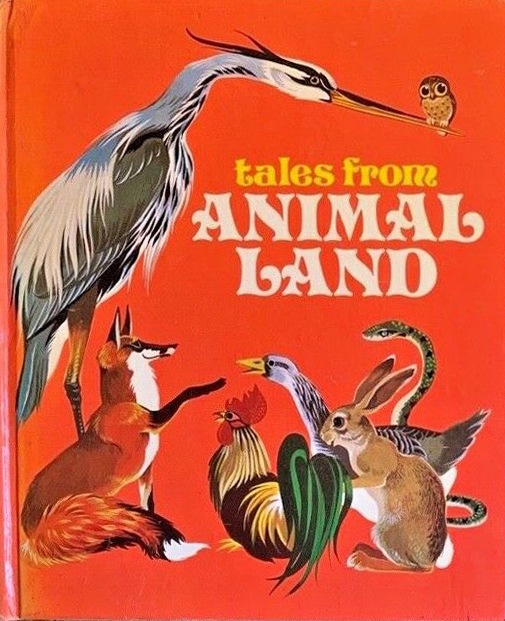 Grahame Johnstone Mae Broadley Tales from Animal Land