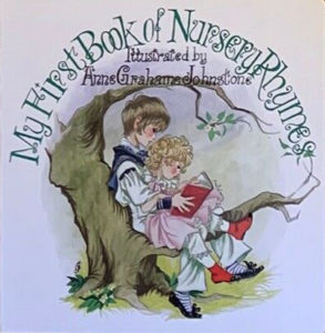 Grahame Johnstone My First Book of Nursery Rhymes mini