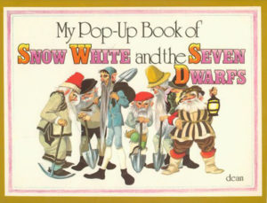 Grahame Johnstone My Pop up Book of Snow White and the Seven Dwarfs