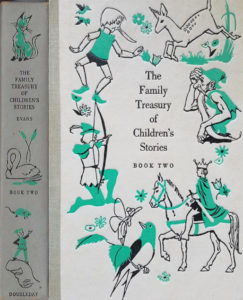 JDE Family Treasury Book 2 FULL cover