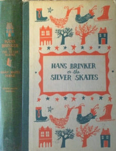 JDE Hans brinker FULL old black cover