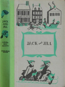 JDE Jack and Jill FULL green cover