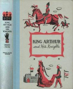 JDE King Arthur FULL light blue cover