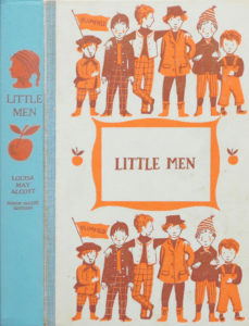 JDE Little Men FULL blue cover