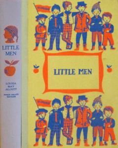 JDE Little Men FULL yellow cover