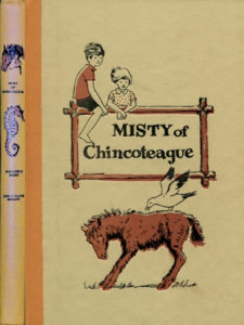 JDE Misty of Chincoteague FULL cover